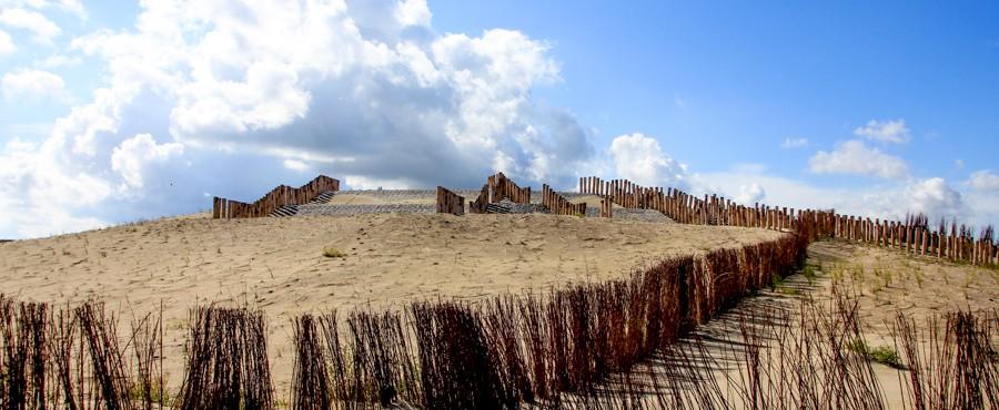 Genießen Sie die holländische Nordseeküste
